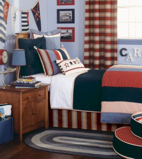 Stylish Bedroom Design Ideas For American Style Houses 26