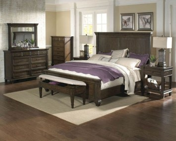 Stylish Bedroom Design Ideas For American Style Houses 27