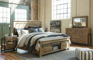 Stylish Bedroom Design Ideas For American Style Houses 33