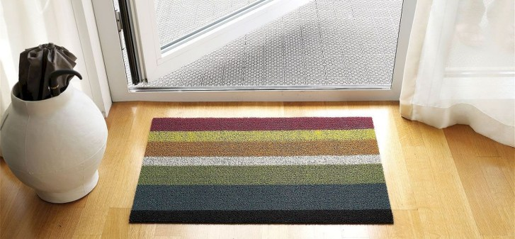 Tips Home Looks Unique With A Doormat Of Vinyl 22