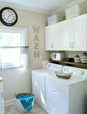 Ways To Make Small Laundry Room To Look Big Space 24