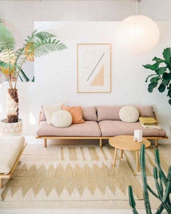 Amazing Small Living Room Decor Idea For Your First Apartment 15
