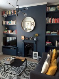 Amazing Small Living Room Decor Idea For Your First Apartment 24