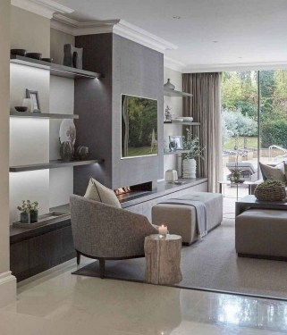 Best Decorating Ideas Living Room A Low Budget 09