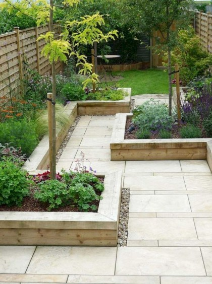 Fabulous Small Area You Can Build In Your Garden 06