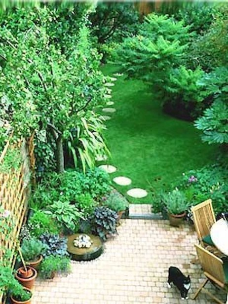 Fabulous Small Area You Can Build In Your Garden 16