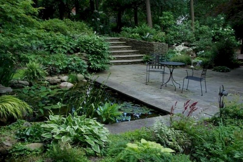 Fabulous Small Area You Can Build In Your Garden 29