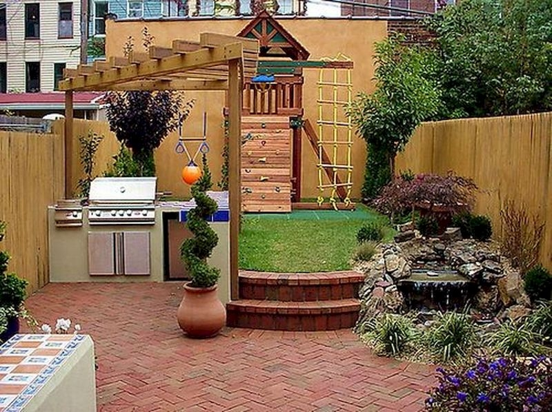 Fabulous Small Area You Can Build In Your Garden 30