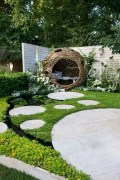 Fabulous Small Area You Can Build In Your Garden 33