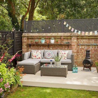 Garden Decor Modern And Glamorous For A Big House 12