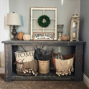 Lovely Rustic Apartment Decor Ideas Try For You 09