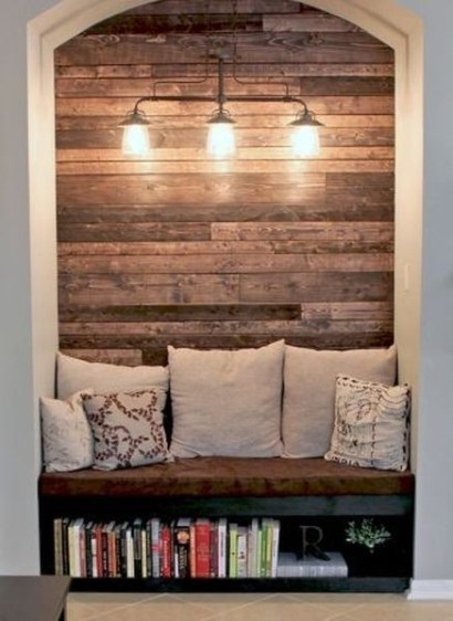Lovely Rustic Apartment Decor Ideas Try For You 29