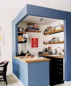 Perfect Organization Small Apartment Decorating Ideas 32