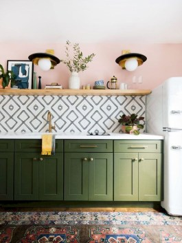 The Beautiful Botanical Wallpapers For Your Outdoor Kitchen Wall 09