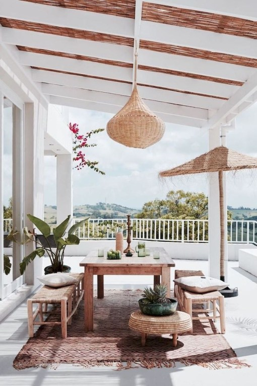 Awesome Summer Porch Decoration Ideas 05