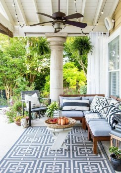 Awesome Summer Porch Decoration Ideas 20