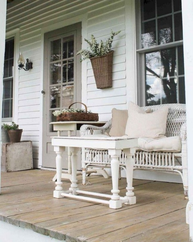 Awesome Summer Porch Decoration Ideas 22