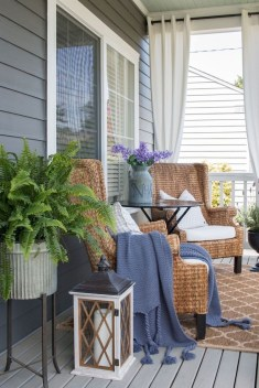 Awesome Summer Porch Decoration Ideas 24