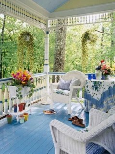 Awesome Summer Porch Decoration Ideas 28