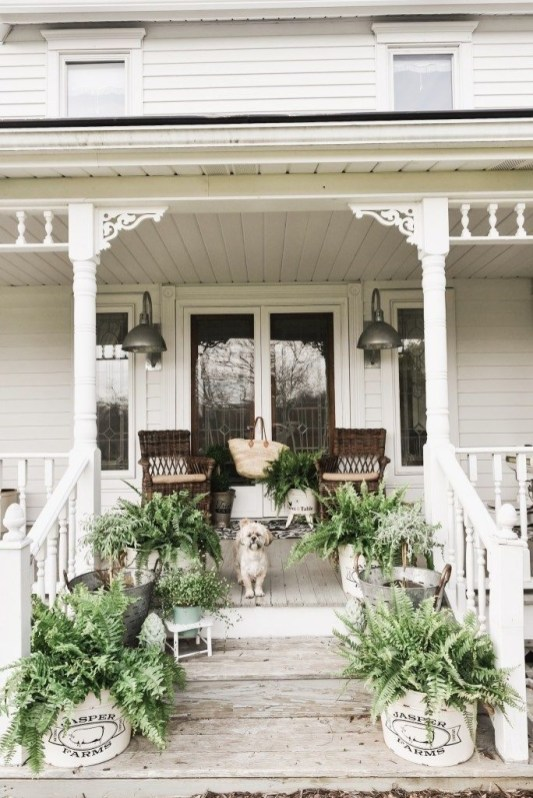 Awesome Summer Porch Decoration Ideas 34