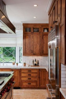 Best DIY Farmhouse Kitchen Decorating Ideasl 10