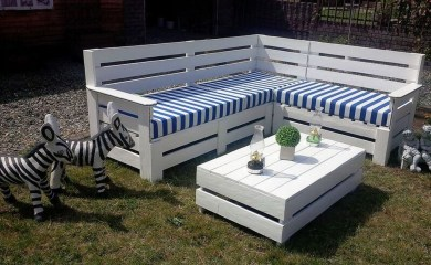 Cheap Wood Pallet Ideas That You Should Try At Home 24