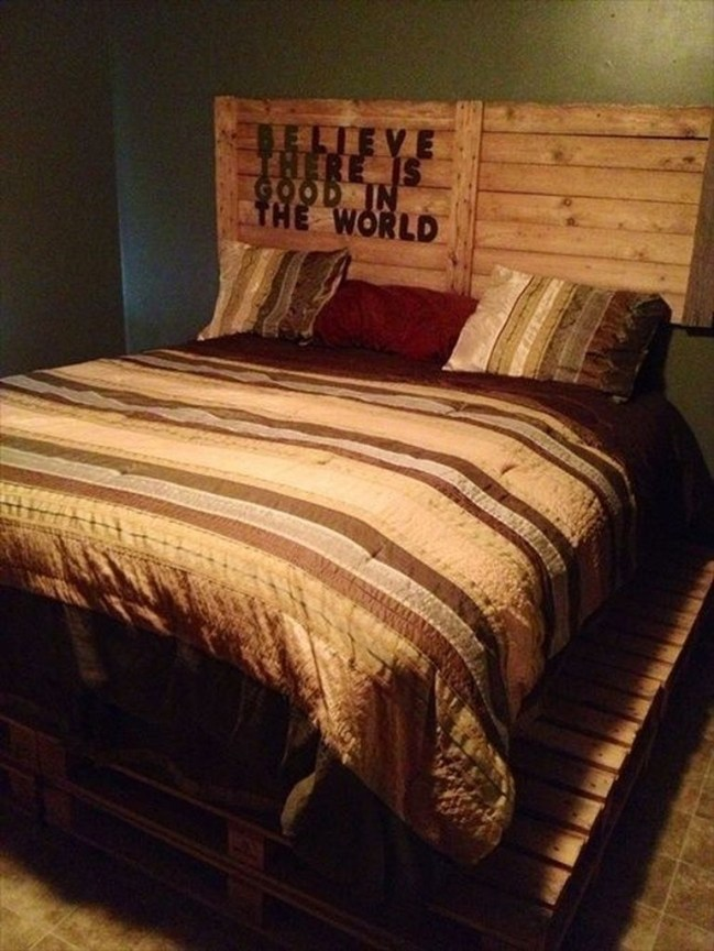 Cheap Wood Pallet Ideas That You Should Try At Home 26