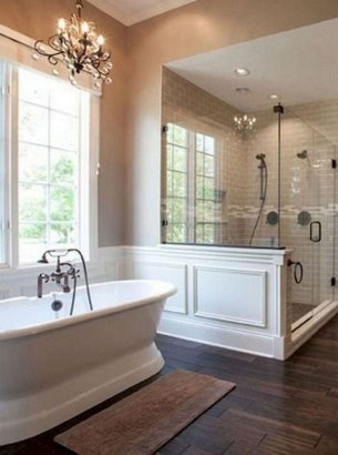 Gorgeous Small Master Bathroom Remodel Ideas 07