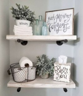 Industrial Farmhouse Bathroom Reveal 14