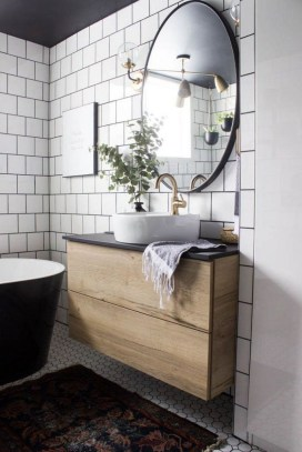 Industrial Farmhouse Bathroom Reveal 26