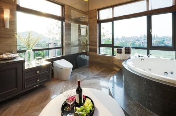 Most Popular And Amazing Bathroom Design Ideas For 2019 13