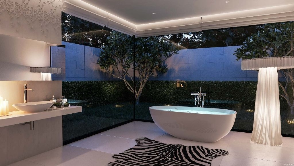 Most Popular And Amazing Bathroom Design Ideas For 2019 32