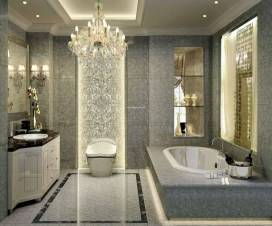 Most Popular And Amazing Bathroom Design Ideas For 2019 35