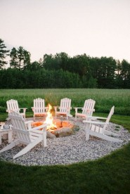 Amazing DIY Fire Pit Idea For Cold Day 25