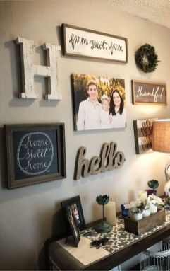 Amazing Farmhouse Wall Decoration Everyone Will Love 06