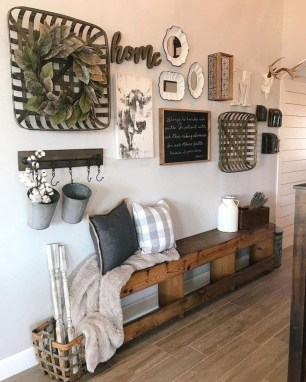 Amazing Farmhouse Wall Decoration Everyone Will Love 26