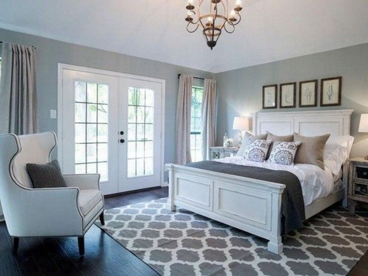 Amazing Master Bedroom Decoration For Fall 23