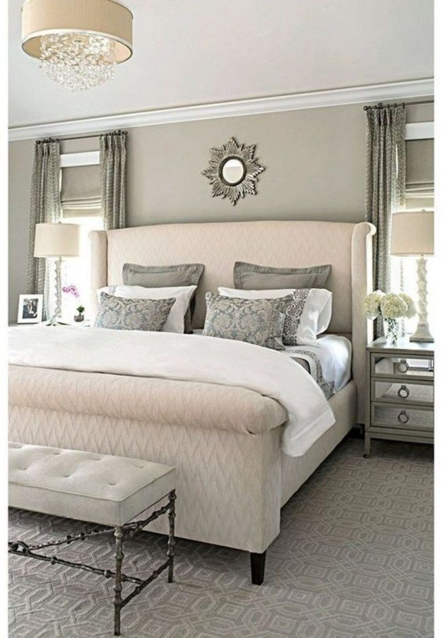 Amazing Master Bedroom Decoration For Fall 32