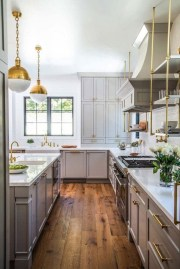 Amazing Modern Farmhouse Kitchen Decoration For Small Space 01