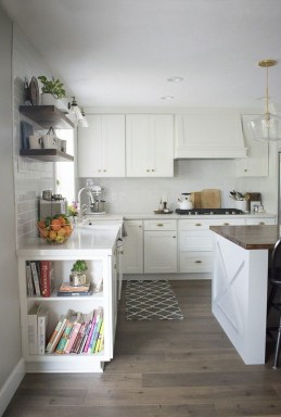 Amazing Modern Farmhouse Kitchen Decoration For Small Space 18