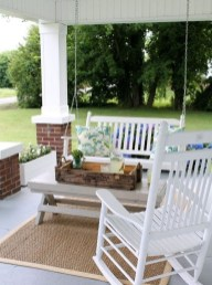 Best Front Porch Decor For Relax Place 04