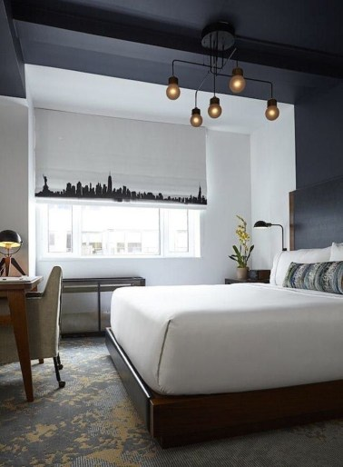 Clever Bedroom Lighting For Big Space 02