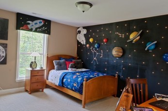 Clever Bedroom Lighting For Big Space 10