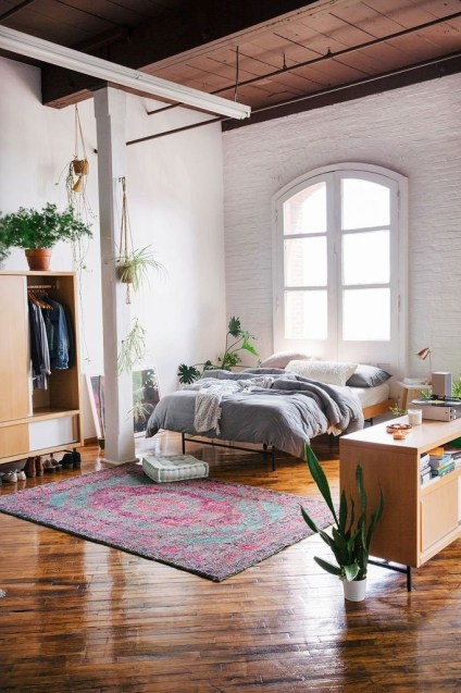 Clever Bedroom Lighting For Big Space 22