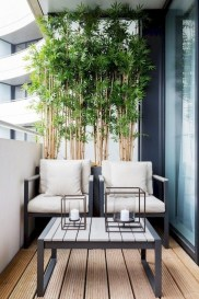 Cozy Garden Balcony Design And Inspiration 15