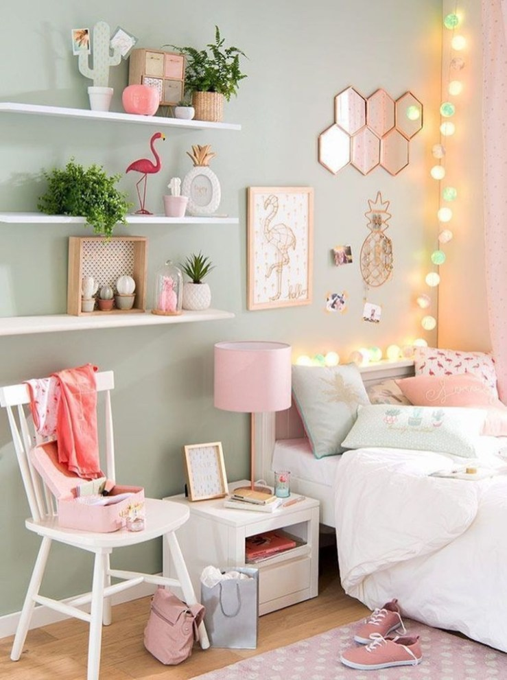 Cute Room Decor For Youthful Girls 31