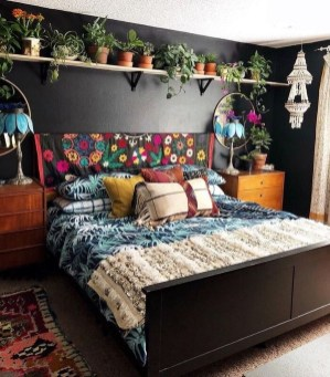 Extraordinary Bohemian Makeover To Maximize Your Room 24