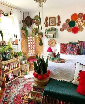 Extraordinary Bohemian Makeover To Maximize Your Room 25