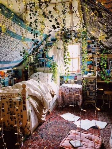 Extraordinary Bohemian Makeover To Maximize Your Room 40