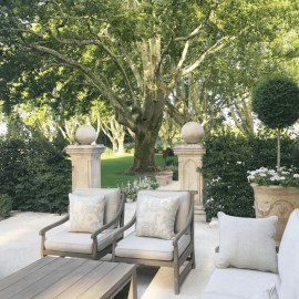 Fabulous Seating Area In The Garden 37